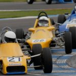 Open wheel Formula Fords