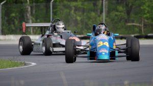 Racing at BIR