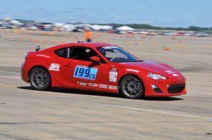 SCCA Autocross July 2019 Day 1 @ Winona @ Minnesota State College – Southeast Technical